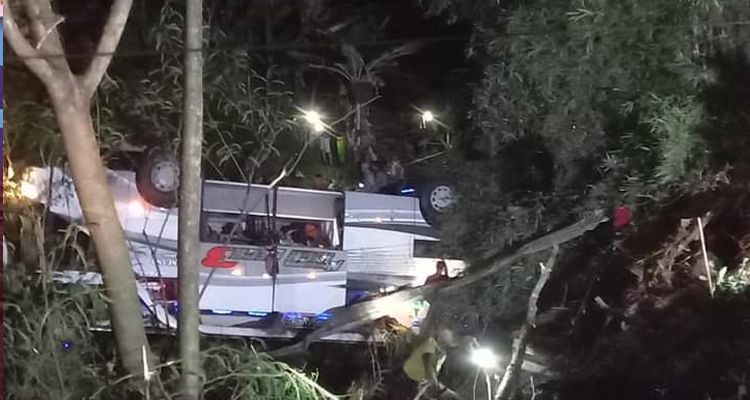 Kecelakaan Bus di Wado Sumedang: 26 Meninggal, 39 Selamat