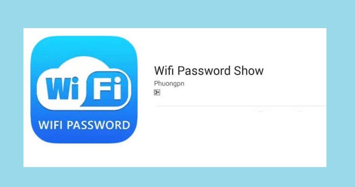 cara mengetahui password wifi yang tersambung