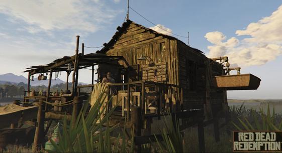 BOMBA! Imagem mostra um possível Red Dead Redemption 2 ou um remaster do game