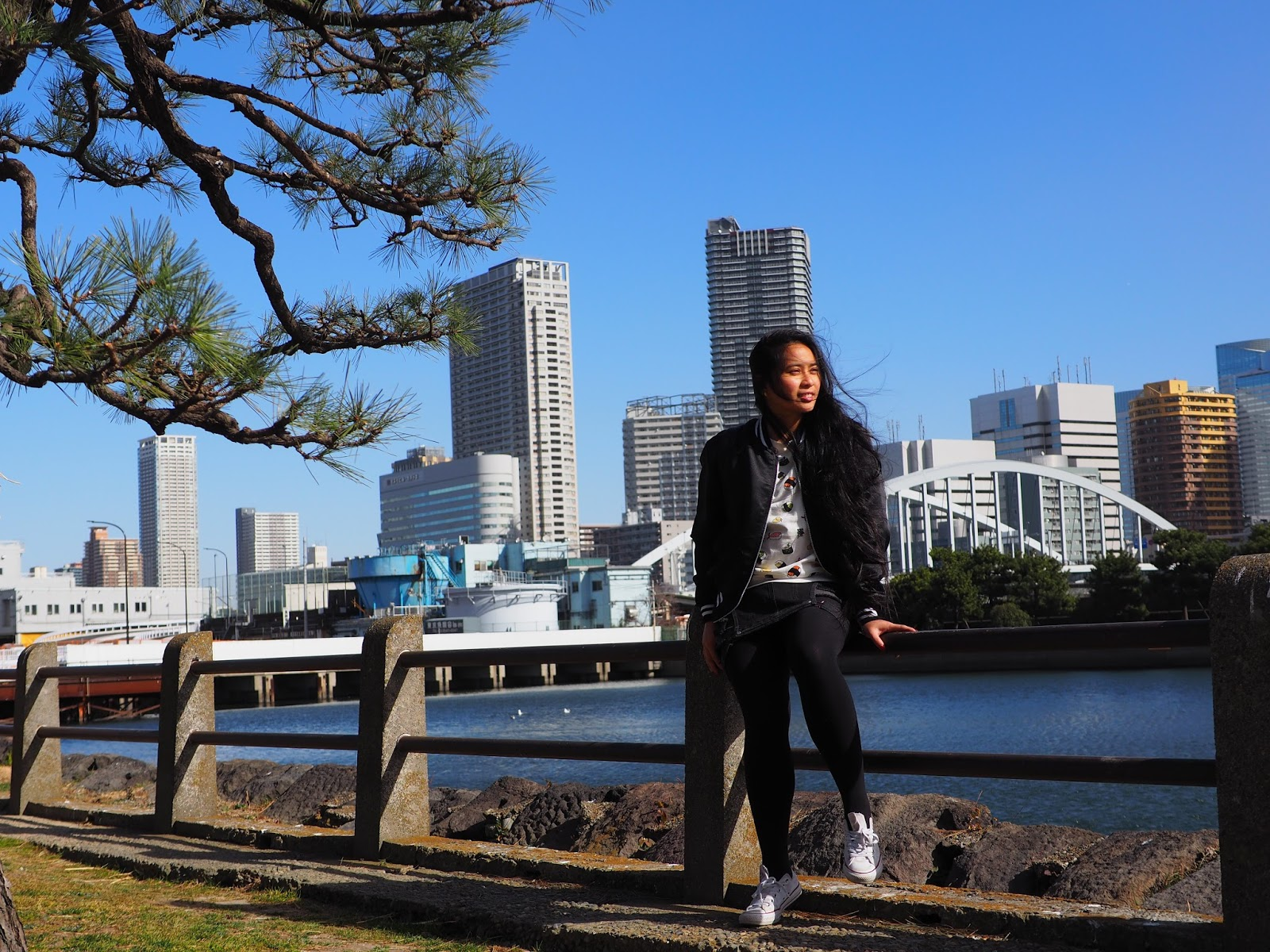 outfit fashion ootd japan tokyo chuo