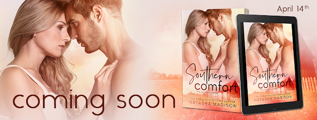COVER REVEAL – SOUTHERN COMFORT by Natasha Madison