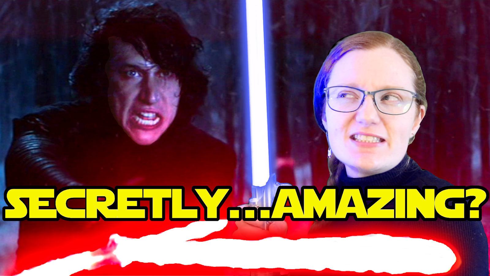 The Force Awakens fight analysis