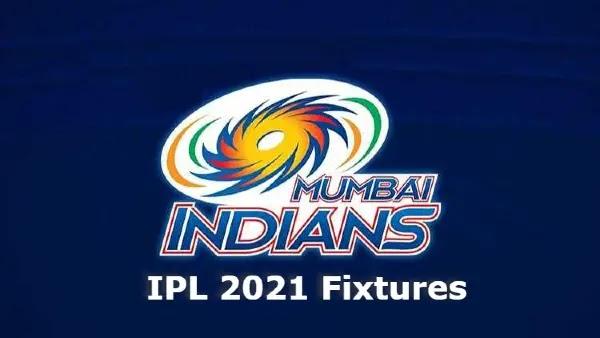 Mumbai Indians IPL 2021 Fixtures: Venue, Match Timings