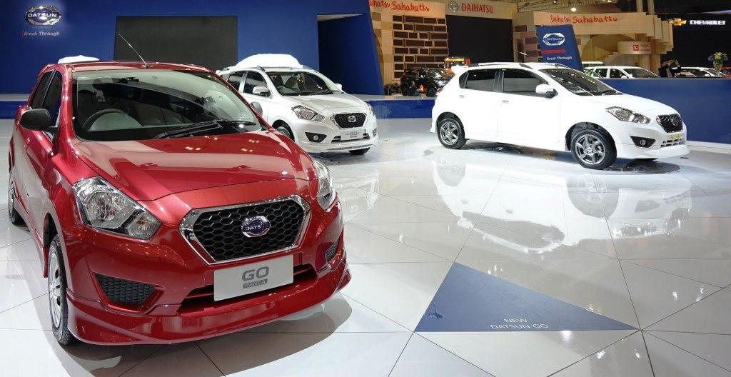 Promo Mobil Datsun Go Harga Kredit Showroom Nissan | Autos ...