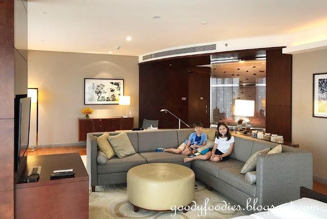 Grand Executive Suite, Grand Hyatt Kuala Lumpur
