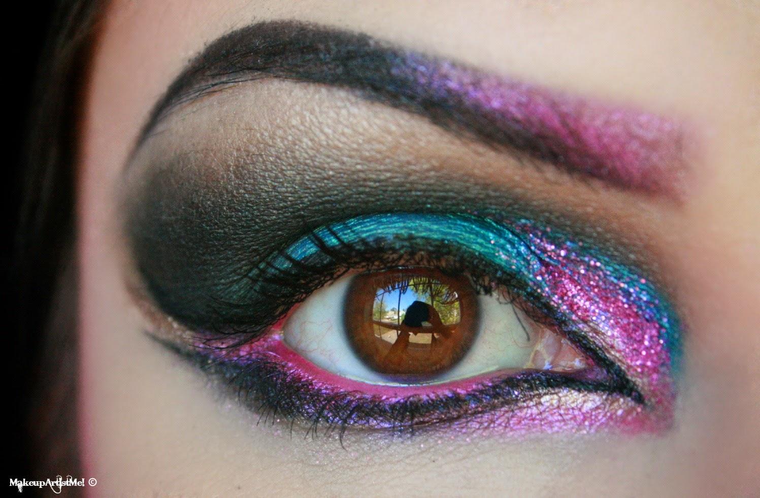 Make-up Artist Me!: Arabic Drama - Makeup Tutorial