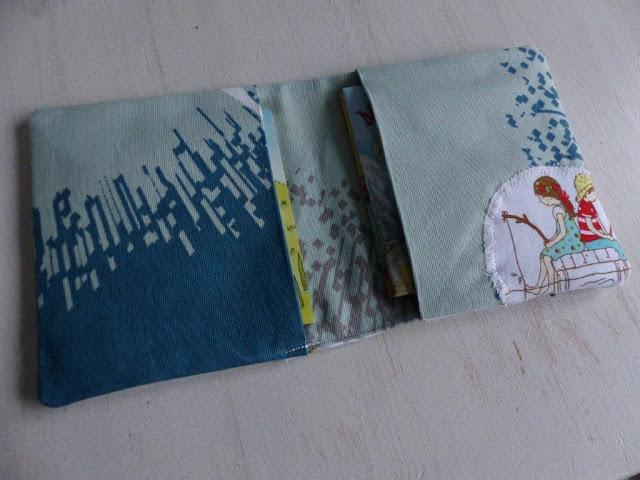 Pixi Buchhülle nähen diy Geschenk Kind Kleinkind Patenkind Pixibuch selbst gemacht