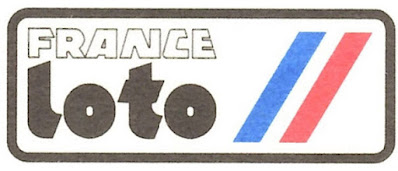 The France Lotto original commercial logo during that period