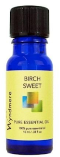 Wyndmere Naturals Recalls Birch Sweet Essential Oil