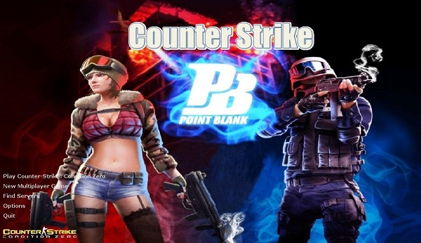 Download CSPB - Counter Strike Point Blank Mod Apk Data Offline Game