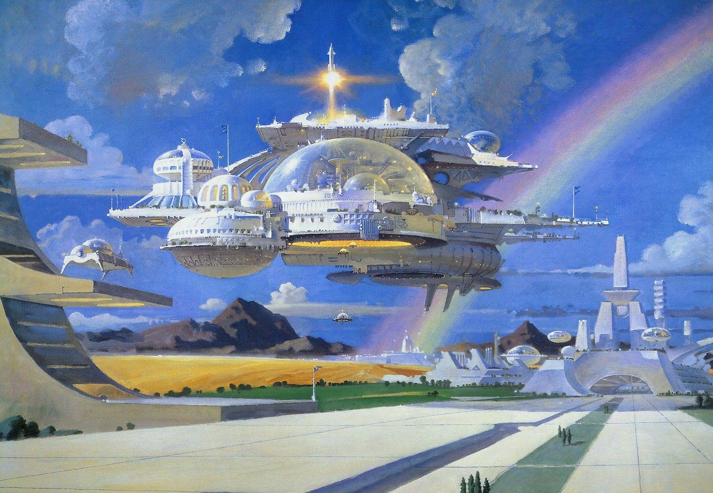 Ficção científica e o presente