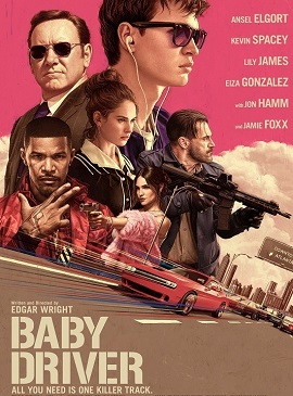 Xem Phim Quái Xế Baby - Baby Driver