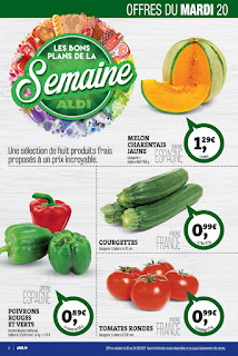 Catalogue Aldi 19 au 24 juin 2017