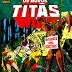 LDUDC: Novos Titãs - Vol. 03