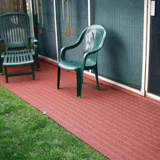 Greatmats patio tiles interlocking