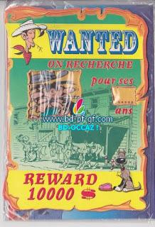 Lucky Luke, Wanted, Joe Dalton, 2001