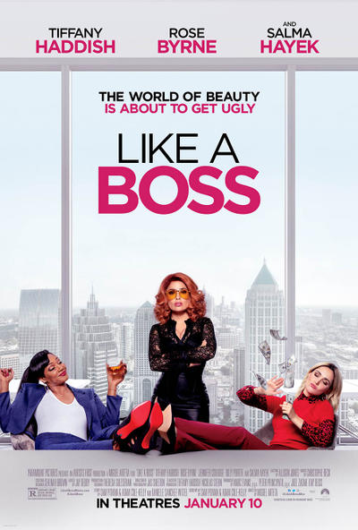 Download Movie: Like a Boss (2020) Hollywood English HDCAM MP4