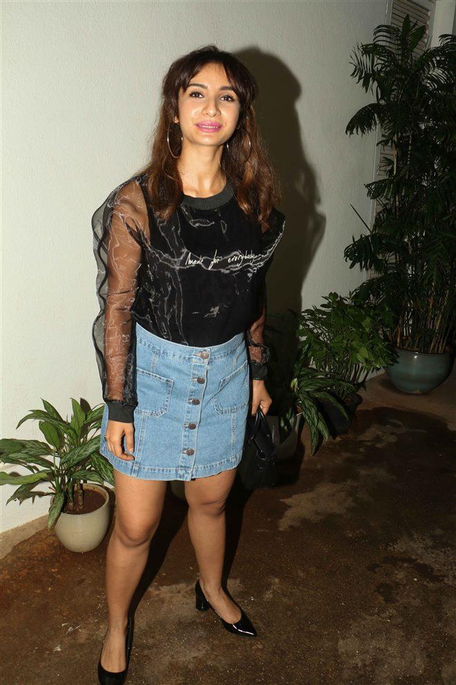 Kangana Ranaut at Special Screening Of Film Simran