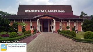 Paket City Tour Bandar Lampung di Museum Lampung elora tour