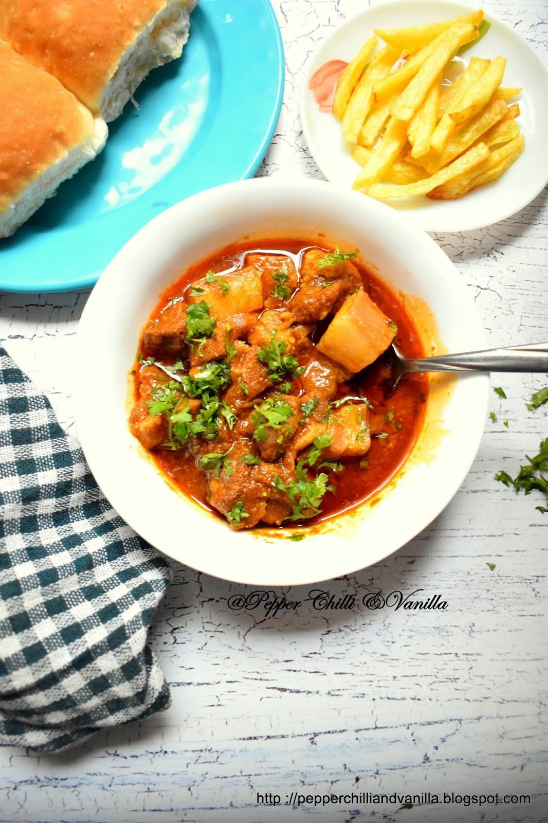 how to make pork curry