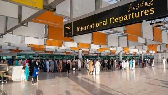 Pakistan suspended International flights for 2 weeks, After Coronavirus