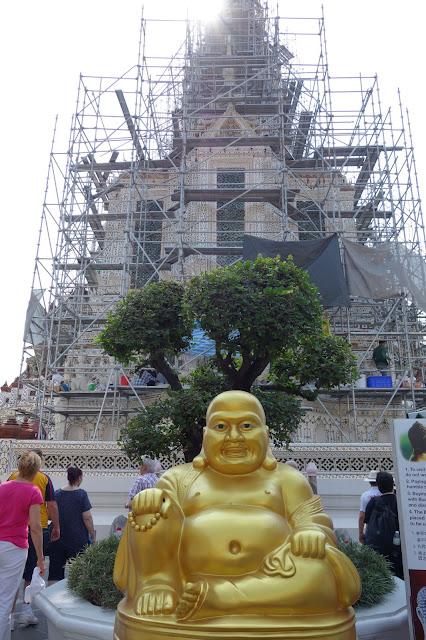 buddha Bangkok temppeli