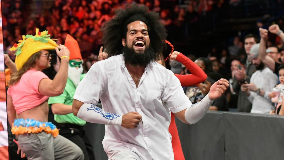 No Way Jose pode estar retornando a WWE