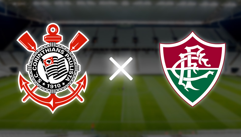 Escalação Corinthians contra o Fluminense