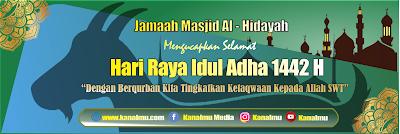 download spanduk banner idul adha cdr - kanalmu