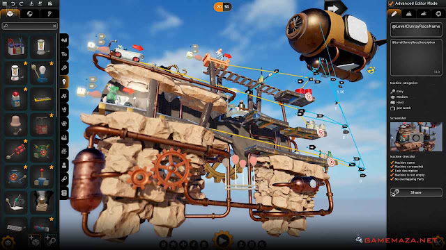 Crazy Machines 3 Gameplay Screenshot 2