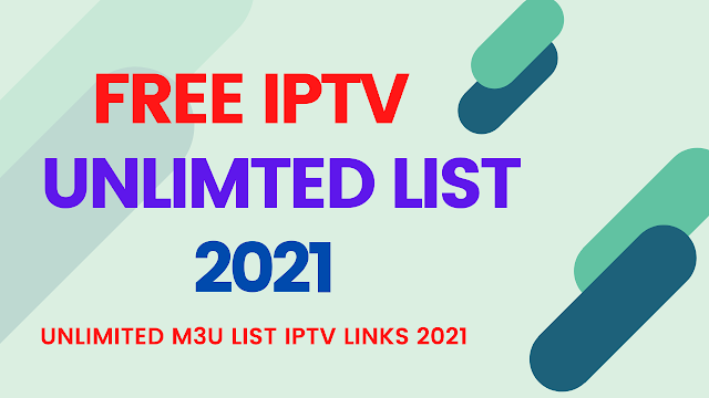 Unlimited, Free IPTV URL,  M3u List With High-Quality HD.