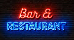 Buy Bar and Restaurant Neon Signs