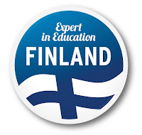 Expert in Education, Finland -badge.