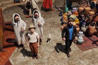 ulasan sinopsis film the adventures of tintin
