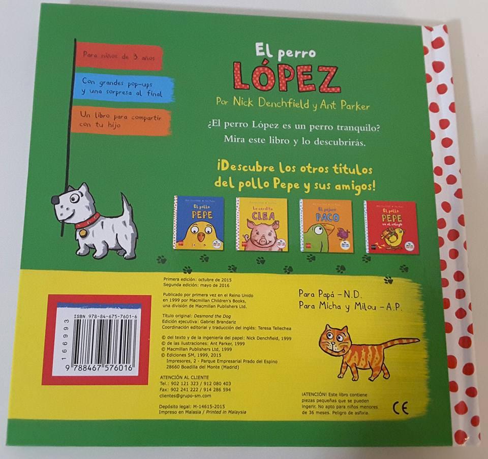 -Título: El perro López