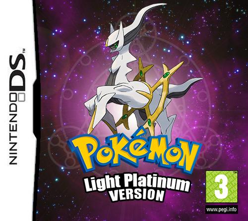 Pokemon Light Platinum ROM DS