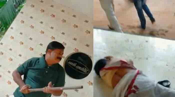 Mother and son attacked in Kollam, Kollam, News, Local News, Crime, Criminal Case, Police, Attack, Injury, Hospital, Treatment, Custody, Kerala