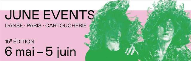 June Events festival Danse Atelier de Paris