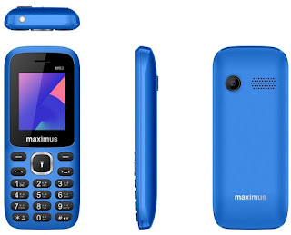 Maximus Feature Phone M82 (Eid Offer)