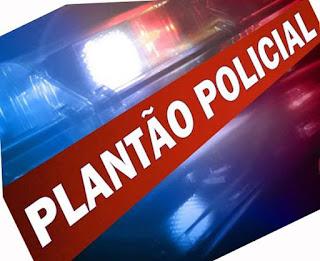 Uma motocicleta é furtada e outra roubada no primeiro dia do ano