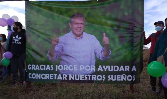 Homenaje a Jorge Tejeda