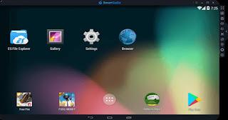 تحميل محاكي سمارت جاجا smart gaga إصدار اندرويد 4.4.2 رابط مباشر ميديا فاير