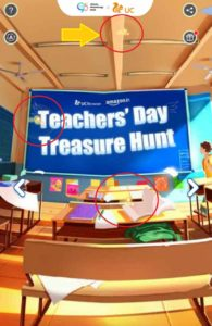 UC Browser Teacher's Day Loot: Get FREE Rs.25 Amazon Voucher