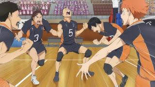 ハイキュー!! アニメ 3期5話   Karasuno vs Shiratorizawa   HAIKYU!! Season3