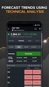 Investing.com Stocks Finance Mod Pro APK v5.8
