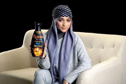 Berbusana Keren Ala Hijabers Pengguna Pewangi Pakaian ROYALE BY SOKLIN