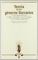 """""""Teoría de los géneros literarios"""" - T. Todorov"""