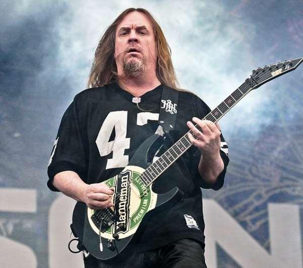 Τέσσερα χρόνια απο τον θάνατο του Jeff Hanneman
