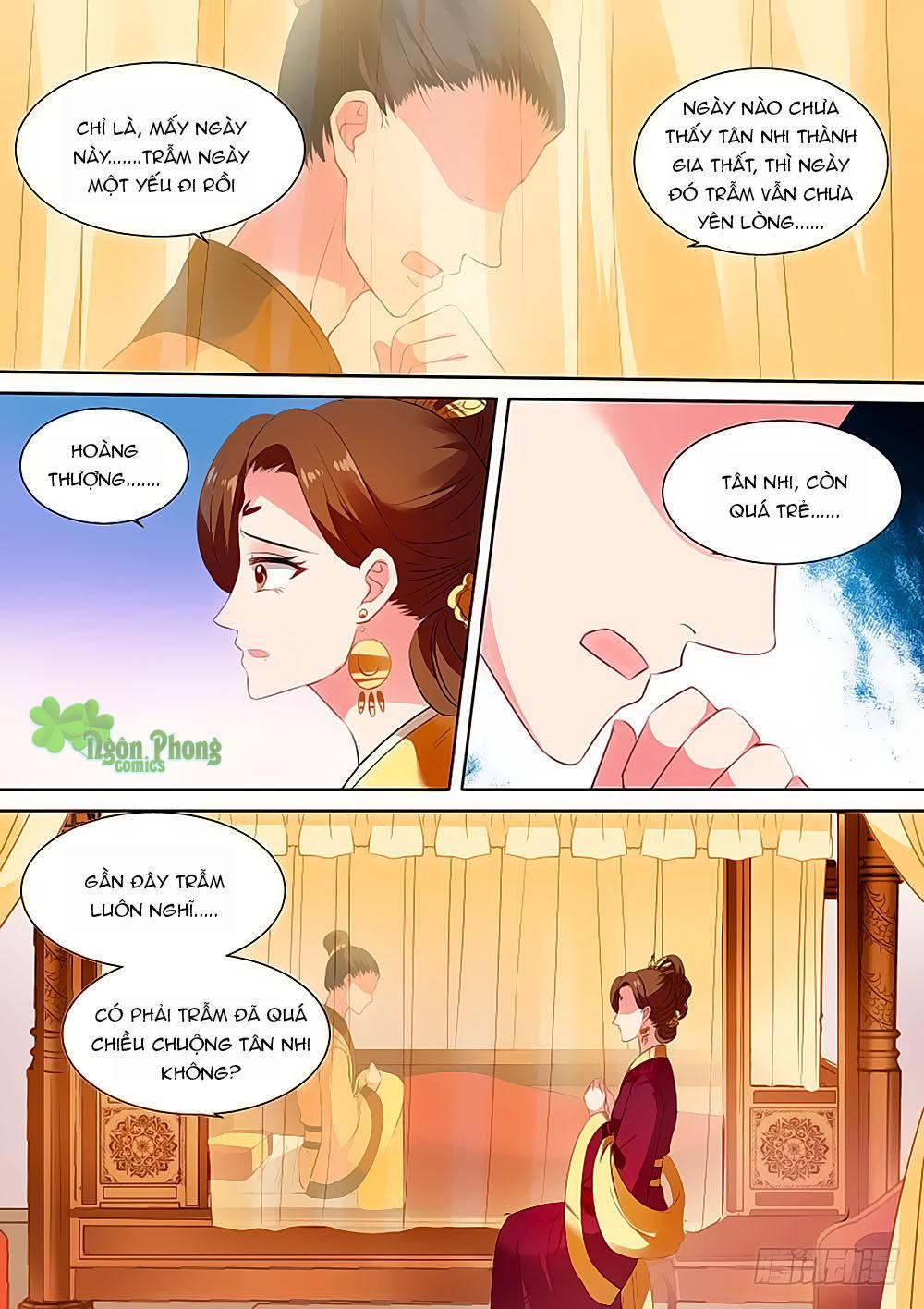Hệ Thống Chế Tạo Nữ Thần chap 103 - Trang 5