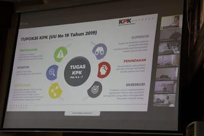 Wakil Gubernur Lampung Buka Rakor Pengawasan Intern Keuangan dan Pembangunan Provinsi Lampung